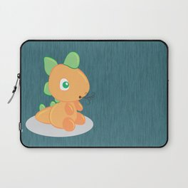 The funny dragon Laptop Sleeve