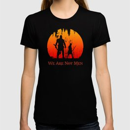 We Are Not Men T-shirt
