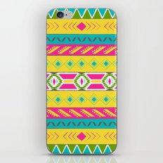 Tribal Brights iPhone Skin
