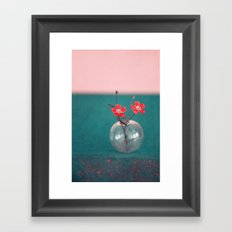 sweet I Framed Art Print