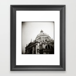 { basilica } Framed Art Print