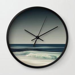 Cristal Surf Wall Clock