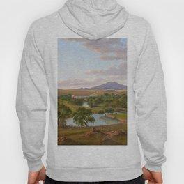 YallayPoora by Eu von Guerard Date 1864  Romanticism  Landscape Hoody