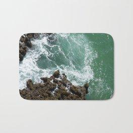 Green Ocean Atlantique Bath Mat