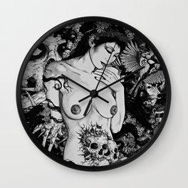 Sakuya Wall Clock