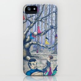 Excerpt from the Oldest Recorded Fairytale iPhone Case