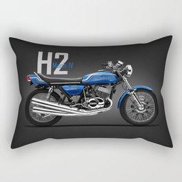 The H2 Mach IV Rectangular Pillow