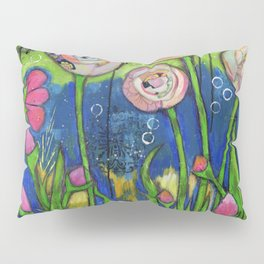 Garden Story Pillow Sham