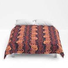 Warm Octopus Reef Comforters