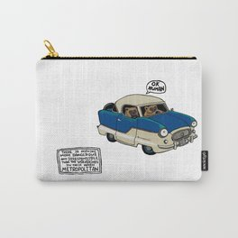 Wolverines in their Nash Metropolitan  Carry-All Pouch