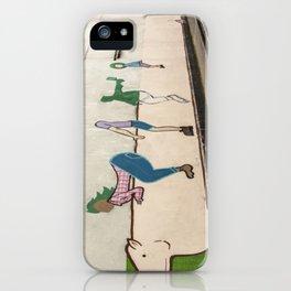 Polar Express iPhone Case