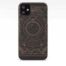Memento Mori - Prepare to Party iPhone Case