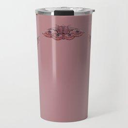 Alaska Rose Travel Mug