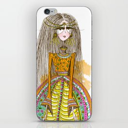 The Princess iPhone Skin