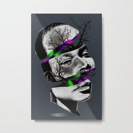 abstracta art Metal Print