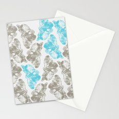 Ginkgo Fossils - Light Stationery Cards
