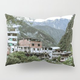 Aguas Calientes Pillow Sham