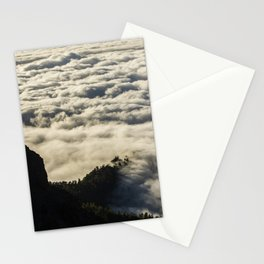 Cloud sea Stationery Cards