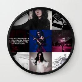 Lauren Aesthetic Wall Clock