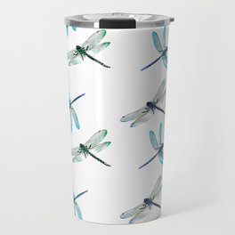 Dragonflies 4. Travel Mug