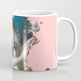 Marie Antoinette tribute pink Coffee Mug