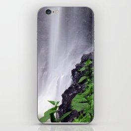 Whispering Waterfalls iPhone Skin
