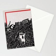 - migrants - Stationery Cards