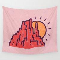 utah Wall Tapestries featuring Utah by WEAREYAWN