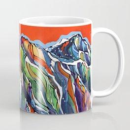 Freezing Hot Coffee Mug