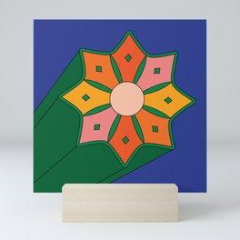 Summer Starburst Mini Art Print