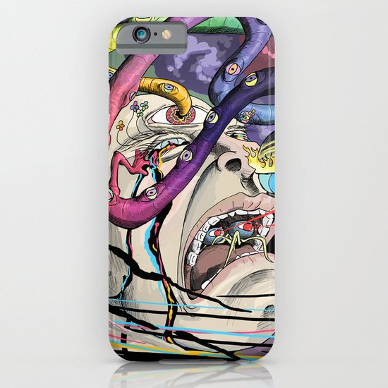 Total Freak Out iPhone & iPod Case