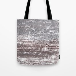 Gray nebulous wash drawing Tote Bag