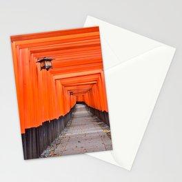 Torii Gates Stationery Cards