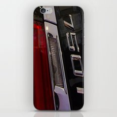 BMW Serie 7 750i M Sport Back iPhone & iPod Skin