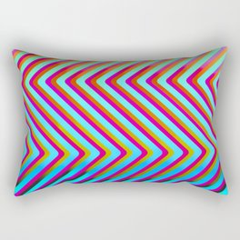 Urban OP ART Rectangular Pillow