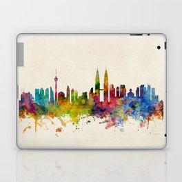 Kuala Lumpur Malaysia Skyline Laptop & iPad Skin