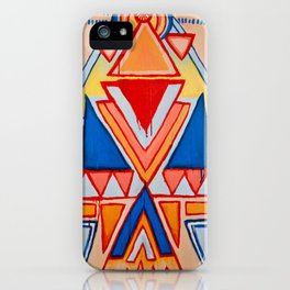the sun shone iPhone Case