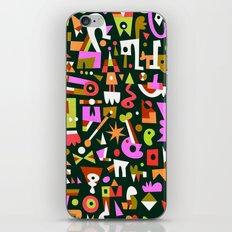 Schema 16 iPhone & iPod Skin