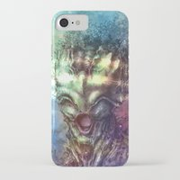 saturn iPhone & iPod Cases featuring Saturn by Vincent Vernacatola