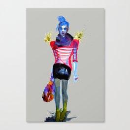 Models Ink 13 Canvas Print
