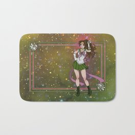 Sailor Jupiter Bath Mat