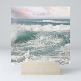 Tropical Waves Mini Art Print