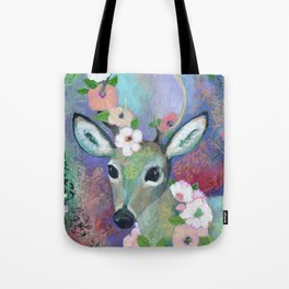 Forest Prince Tote Bag