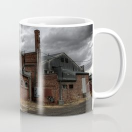 Behind the Old Theatre Coffee Mug
