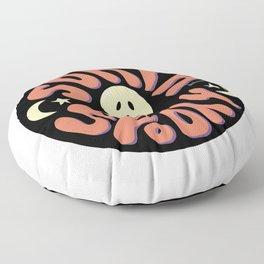Sorta Spooky © Floor Pillow