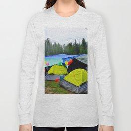 Camping Celebrations Long Sleeve T-shirt