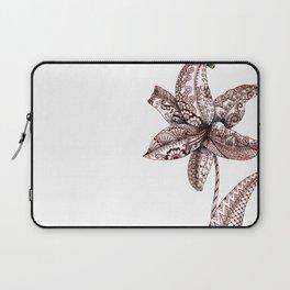 Henna Lily Laptop Sleeve