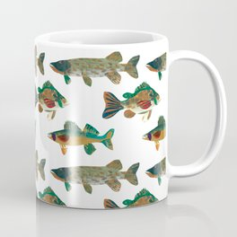 Freshwater Favorites Coffee Mug