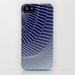 Indirect Vortex iPhone Case