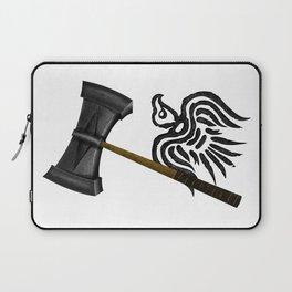Thor Viking War Hammer Laptop Sleeve